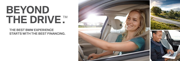 BMW Certified Vehicle Financing